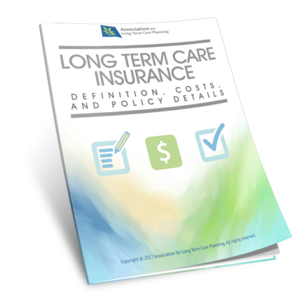 Long Term Care Insurance Definition Costs Policy Types ALTCPorg New Long Term Care Insurance Quotes